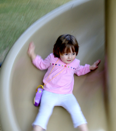 Healthy Kids Play Outdoors
